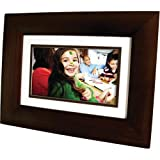 Hewlett Packard - HP DF730P1 7 inch LCD Digital Photo Frame, 16