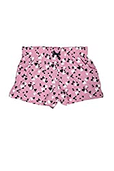 Poppers by Pantaloons Girl's Cotton Shorts (205000005662091, Pink, 15-16 Years)