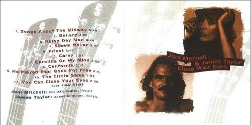 Joni Mitchell - Close Your Eyes - Zortam Music