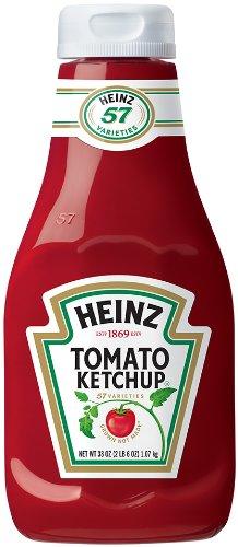 HEINZ Tomato Ketchup, 38 oz
