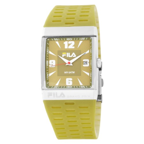Fila Men's 315-11 3 Hands Grand Prix Watch