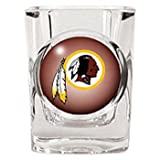 Washington Redskins Square Shot Glass - 2 oz.