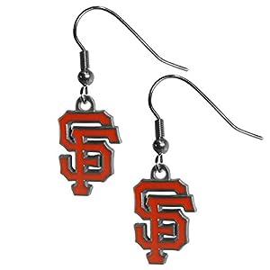 MLB San Francisco Giants Dangle Earrings