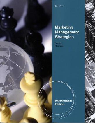 Marketing management an asian perspective