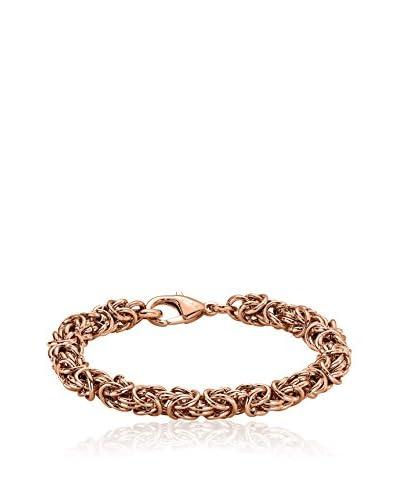 steel art Armband rosévergoldet