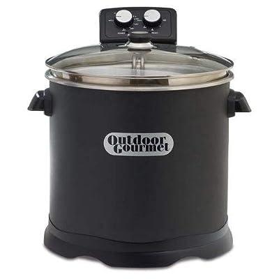 Outdoor Gourmet 15-Liter Electric Deep Fryer