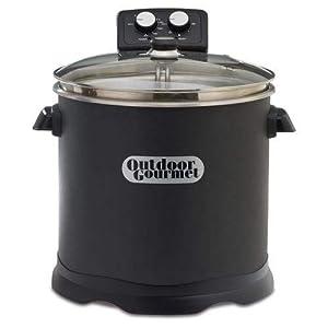 Amazon Com Outdoor Gourmet 15 Liter Electric Deep Fryer