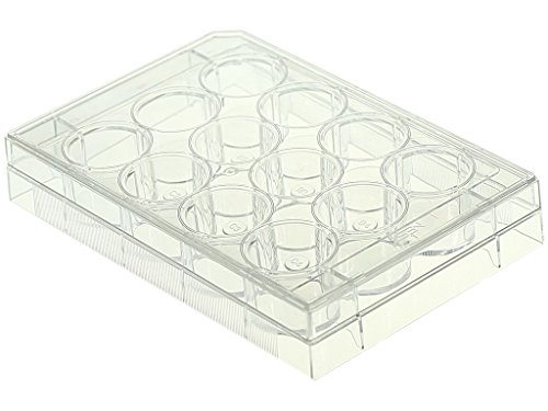 Nest Scientific 712011 Polystyrene 12 Well Cell Culture