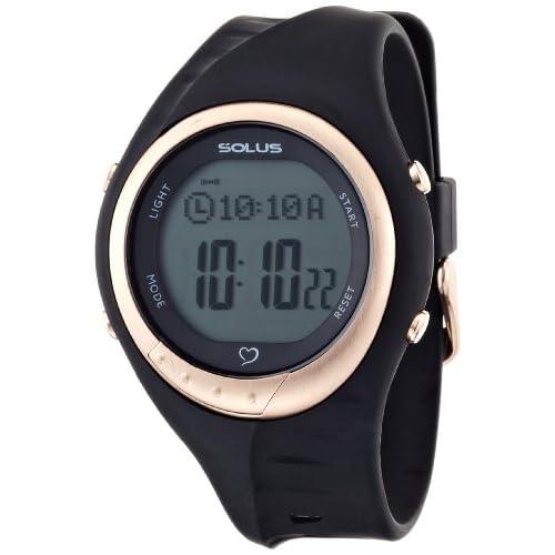 [ソーラス]SOLUS 腕時計 Team Sports 300 チームスポーツ 300 ブラック 01-300-01 [正規輸入品]