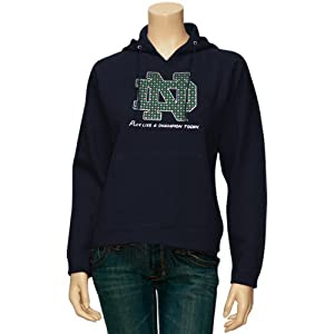 MLB Mens Back the Field Fleece Hooded Sweater, Charcoal Heather by Majestic