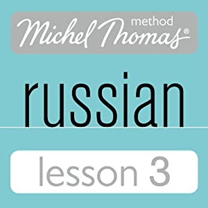 Michel Thomas Beginner Russian, Lesson 3 Rede