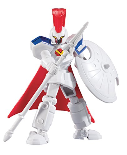 SpruKits LBX Achilles Action Figure Model Kit, Level 1