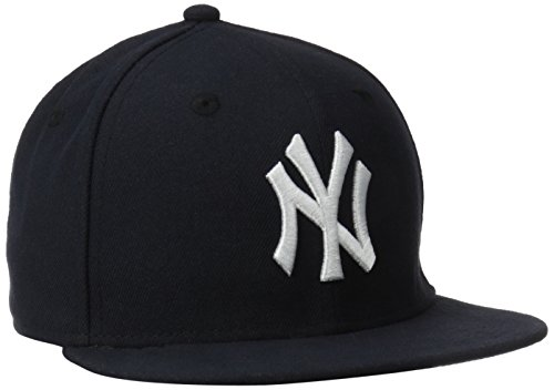 MLB New York Yankees Game Youth AC On Field 59Fifty Fitted Cap-634 (Ny York Yankees compare prices)