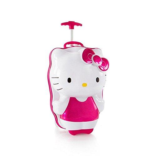 Heys-Hello-Kitty-3D-Deluxe-Hardshell-Spinner-Luggage-18-Case