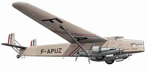 Azur - Farman (SNCAC) NC 223.1 - AIR004