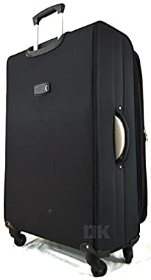 Super Lightweight Expandable 4 Wheel 360 Degree Spinner Suitcases