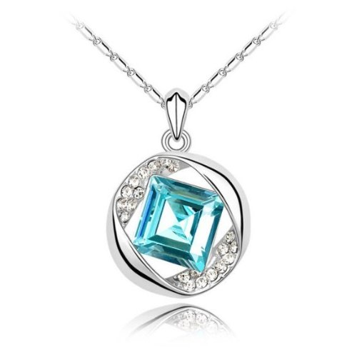 Best 10 Womens Necklaces Pendants With Crystal