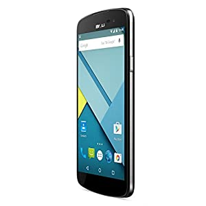 BLU Studio X - Global GSM - Unlocked Cell Phone (Black)