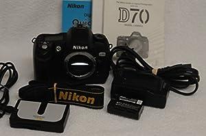 Nikon D70 Digital Camera (Body Only)