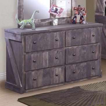 Natural Pine Dresser front-804805