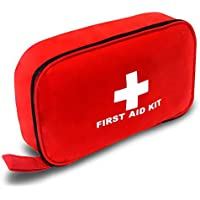 Gikpal First Aid Kit Small and Lightweight First Aid Bag with 180 Pieces