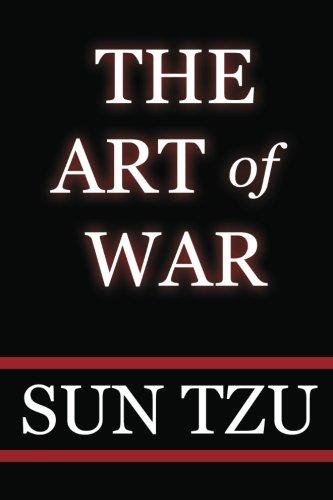 The Art Of War, versión ingles, pasta suave