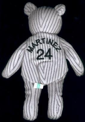 Derek Jeter - New York Yankees - 1998 Baseball World Series Championship Limited Edition Bear - Plush Toy