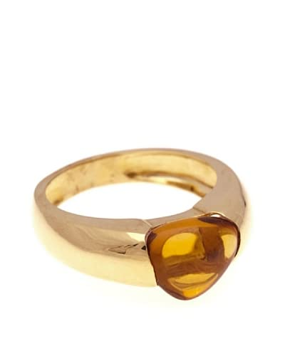 Gold & Diamond Anillo Eden