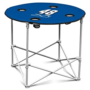 Jimmie Johnson NASCAR 30 Round Table by Logo