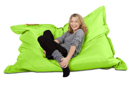 original bigboy xxl sitzsack 180x140cm f r drinnen. Black Bedroom Furniture Sets. Home Design Ideas