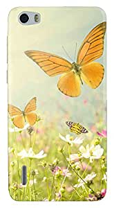 WOW Printed Designer Mobile Case Back Cover For Huawei Honor 6