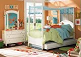 Lea Industries Twin Canopy Bedroom Set - Elation