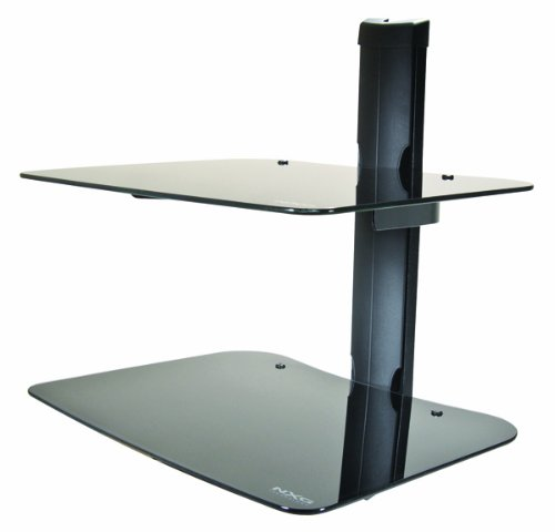 NXG Technology NX-SHELF-2 Glass Wall-Mounted
