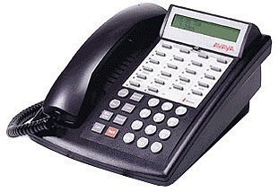 Avaya Partner 18D - Digital Phone Black