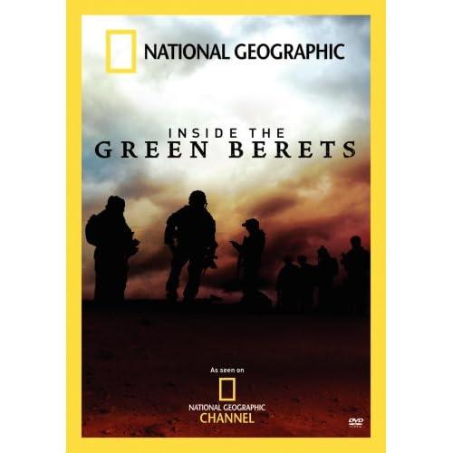 Zielone Berety w Afganistanie / Inside the Green Berets (2007) PL.TVRip.XviD / Lektor PL