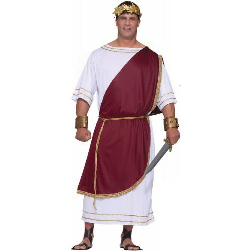Mighty Caesar Costume - Plus Size 3X - Chest Size 52-58