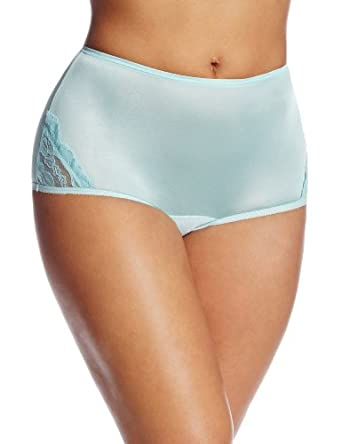 b00abc4fbeb4 Vanity Fair Women's Perfectly Yours Lace Nouveau Brief Panty #13001. view  on Amazon | view recommendations for this product