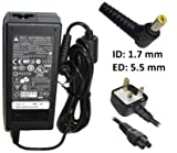 ACER TRAVELMATE 2410 2420 2490 LAPTOP BATTERY CHARGER - BRAND NEW ORIGINAL AD...