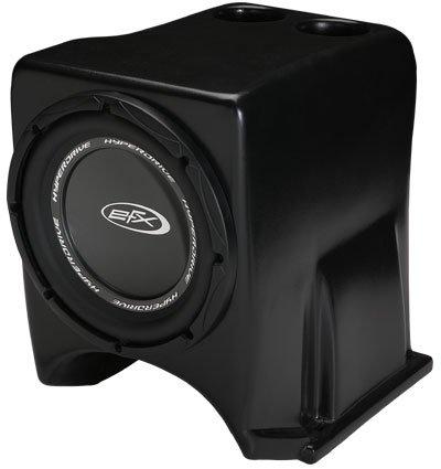 "Ssv Works 2004 - 2007 Yamaha Rhino Center Console Subwoofer Enclosure Includes 10"" Speaker"