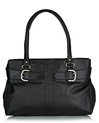 H&H Women's Handbag Black (HBWBBl)