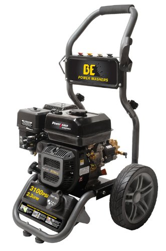 B E Pressure Be317Ra Gas Powered Pressure Washer, R210, 3100 Psi, 2.3 Gpm front-338832