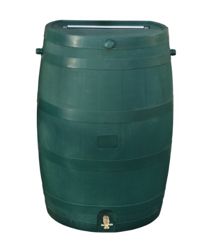 RTS-Home-Accents-50-Gallon-Rain-Water-Collection-Barrel-with-Brass-Spigot