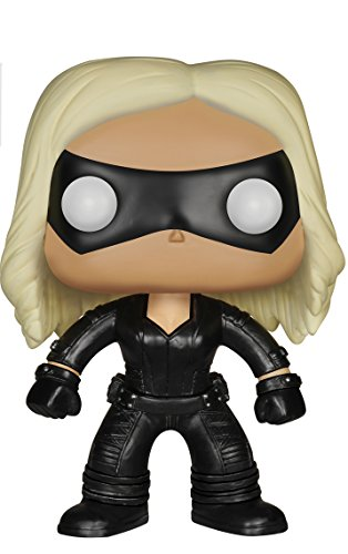Funko POP TV: Arrow - Black Canary Action Figure - 1