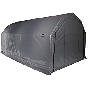 Outdoor Car Storage >> Amazon.com : Shelterlogic Outdoor Garage Automotive Boat