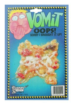 Vomit Oops! Novelty Item