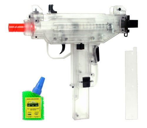 Soft Air Uzi Spring Powered Airsoft Pistol with 500 BBs