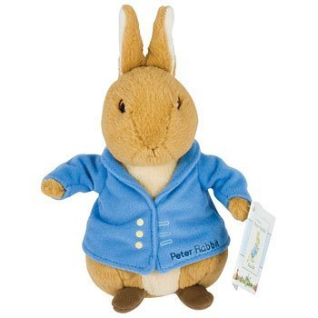 Beatrix Potter Rainbow Designs Peter Rabbit Bean Toy - 1