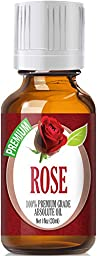 Rose Absolute Oil (30ml) - Premium Grade by Healing Solutions Essential Oils 30ml / 1 (oz) Ounce