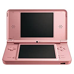 Nintendo DSi XL - Metallic Rose