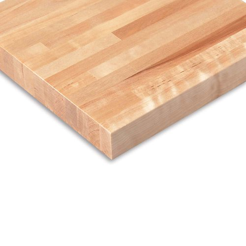 Relius Solutions 1-3/4 Butcher Block Birch Top By John Boos - 72X30 - Square Edge soliton solutions
